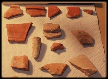 Pile of Potsherds