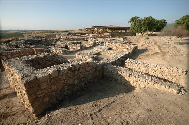 Archaeological Hazor