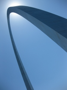 Arch Background - iPhone 3/4 Version